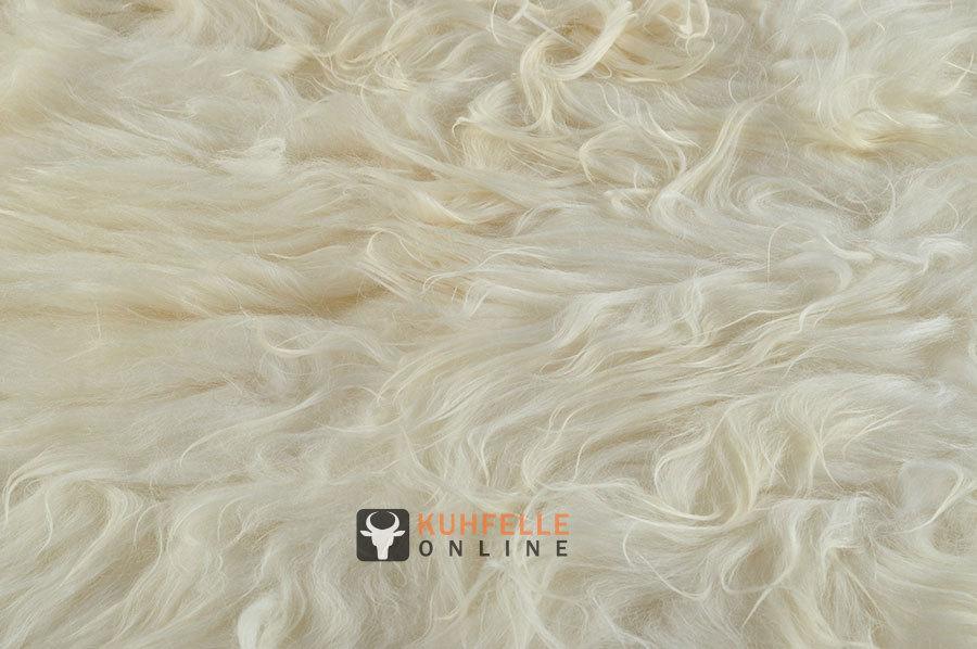 island lammfell teppich naturwei 120 x 200 cm xl langhaarig online bestellen. Black Bedroom Furniture Sets. Home Design Ideas