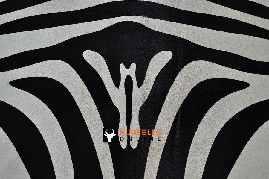 kuhfell zebra 200 x 180 cm jetzt online bestellen. Black Bedroom Furniture Sets. Home Design Ideas
