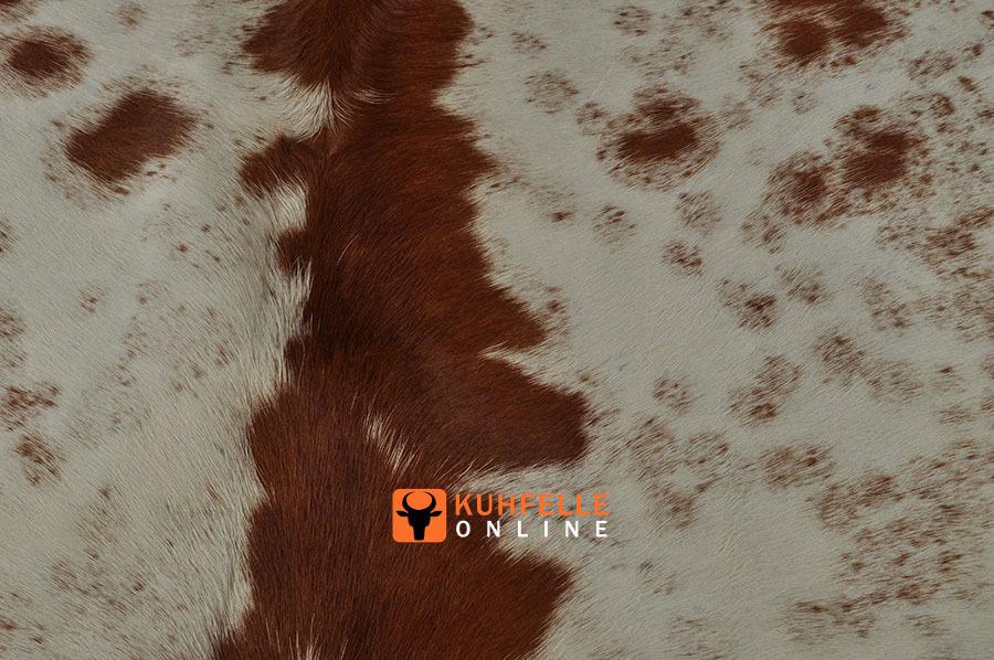 kuhfelle teppich braun weiss 180 x 195 cm cm bei kuhfelle online kaufen. Black Bedroom Furniture Sets. Home Design Ideas