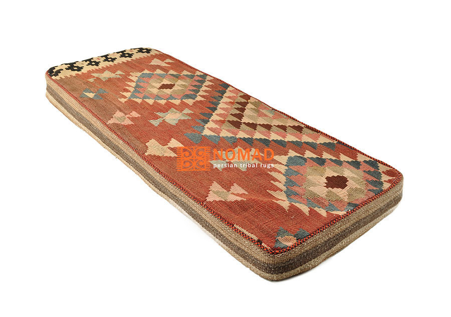 kilim cushion 120 x 45 x 6 cm nomad. Black Bedroom Furniture Sets. Home Design Ideas