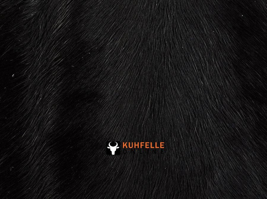 kuhfell teppich schwarz 200 x 220 cm bei kuhfelle online bestellen. Black Bedroom Furniture Sets. Home Design Ideas