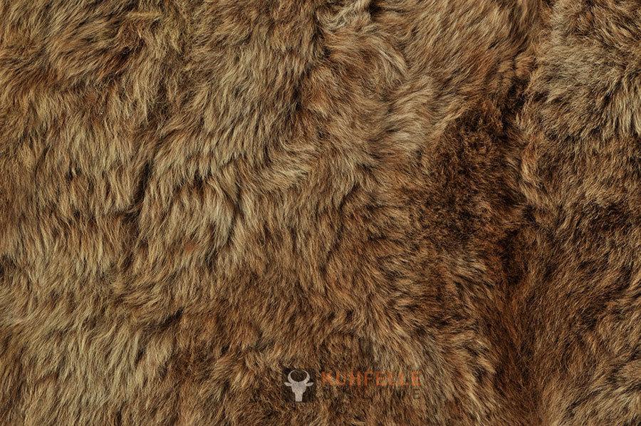lammfell teppich goldbraun 170 x 170 cm kurzwollig bei. Black Bedroom Furniture Sets. Home Design Ideas
