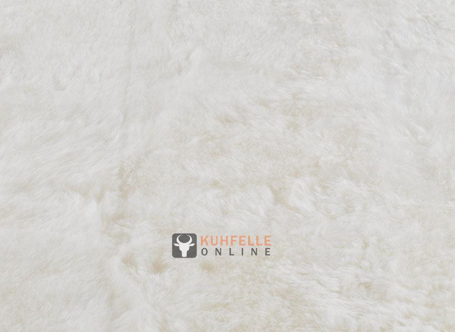 island lammfell teppich naturwei 200 x 120 cm kurzhaarig. Black Bedroom Furniture Sets. Home Design Ideas
