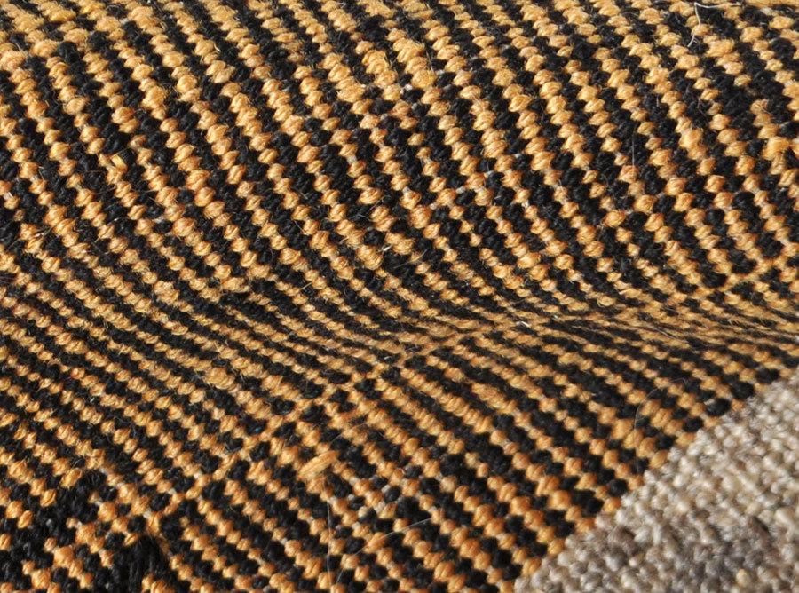 kurdischer kelim teppich 180 x 160 cm nomaden teppich bei nomad art. Black Bedroom Furniture Sets. Home Design Ideas