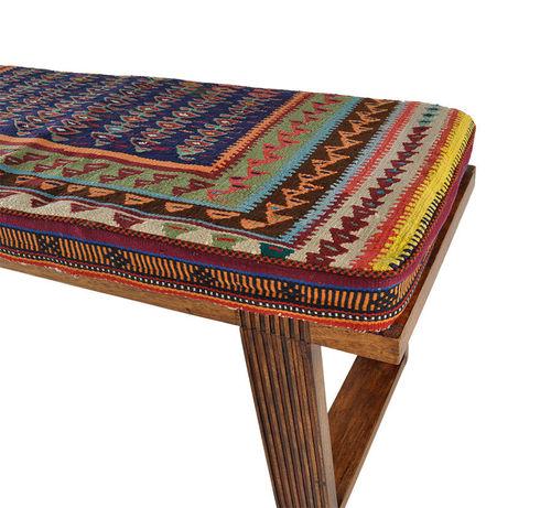 kelim bank auflage 120 x 45 cm bei nomad online kaufen. Black Bedroom Furniture Sets. Home Design Ideas