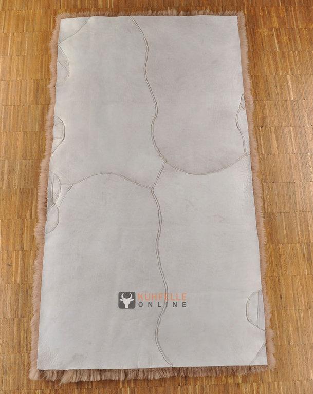 ko lammfell teppich britisch braun 195 x 110 cm online bestellen. Black Bedroom Furniture Sets. Home Design Ideas