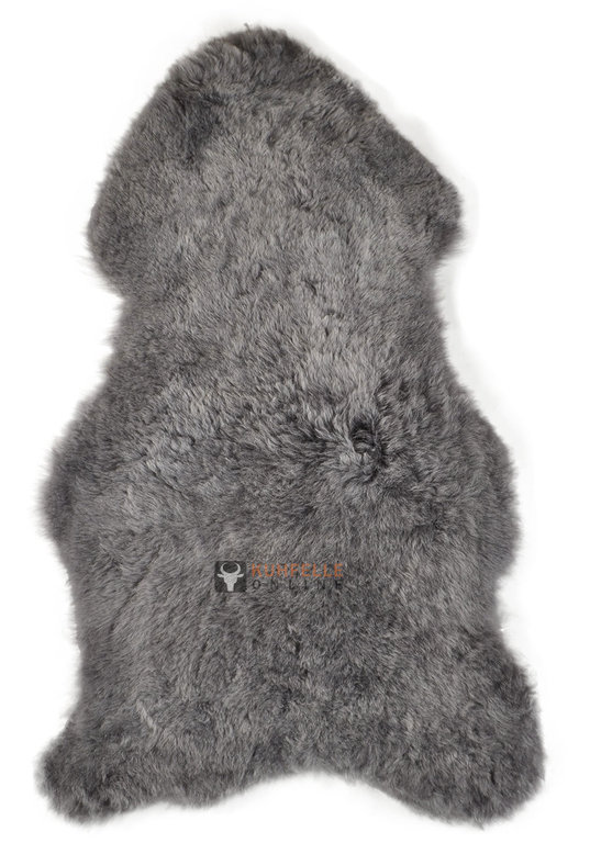 grosses island lammfell grau gef rbt 70 x 120 cm xl. Black Bedroom Furniture Sets. Home Design Ideas