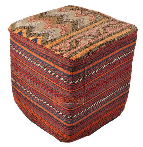 kilim stools by nomad art. Black Bedroom Furniture Sets. Home Design Ideas