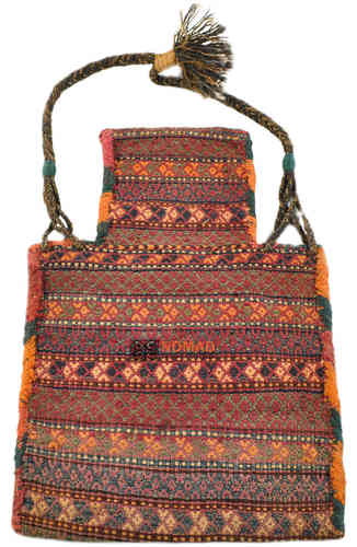 old persian kilim salt bag 53 x 36 cm