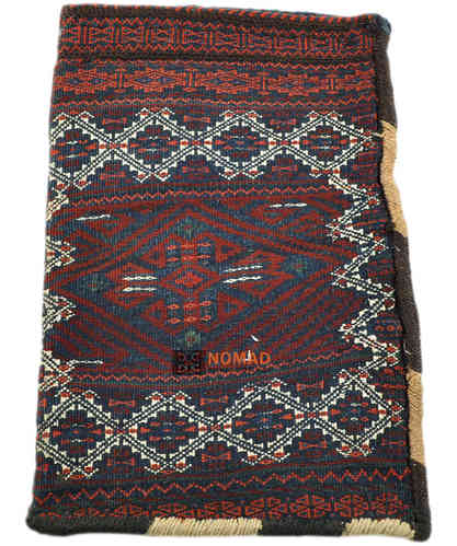 old persian kilim salt bag 47 x 30 cm