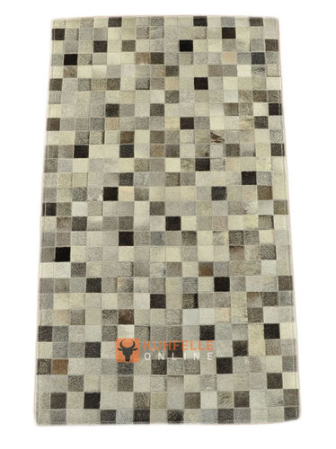 Kuhfell teppiche in der gr e 80 x 120 140 cm kuhfelle online nomad - Kuhfell teppich grau ...