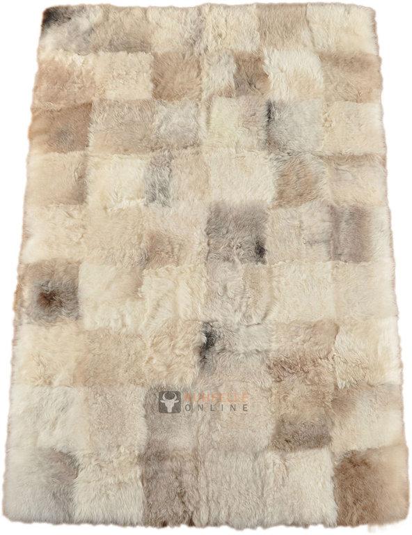 ko lammfell teppich britisch grau beige 180 x 120 cm online bestellen. Black Bedroom Furniture Sets. Home Design Ideas