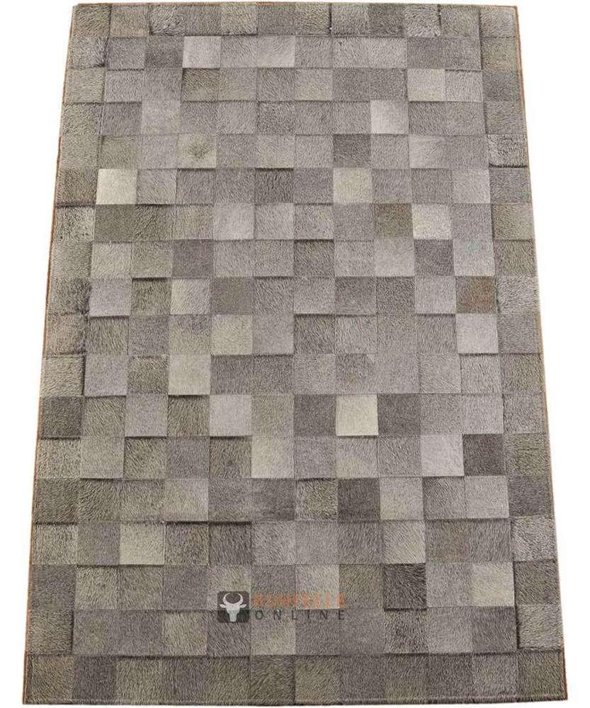 Einzigartig Kuh Teppich Referenz Von Kuhfell Grau Natur 180 X 120 Cm