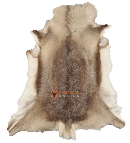 Reindeer Hide brown 115 x 90 cm