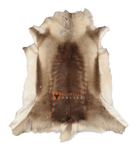 Reindeer Hide brown 110 x 90 cm