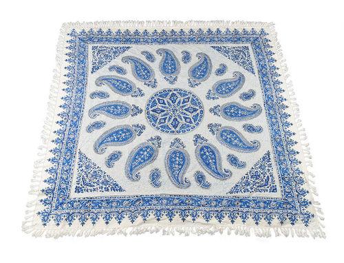 traditionelle persische tagesdecke ghalamkar dekostoff nomad. Black Bedroom Furniture Sets. Home Design Ideas