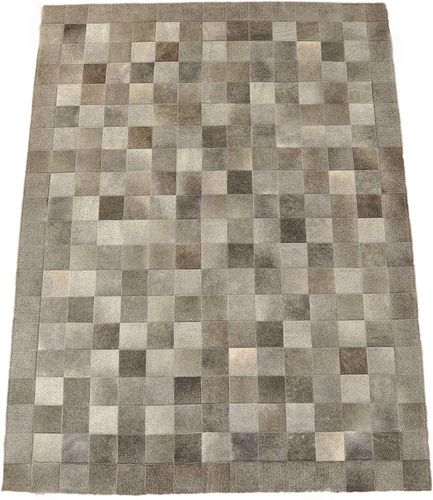 Faszinierend Kuh Teppich Sammlung Von Kuhfell Grau Natur 200 X 150 Cm