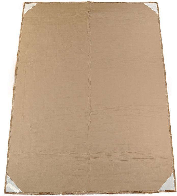 kuhfell teppich grau braun 200 x 150 cm kuhfelle online. Black Bedroom Furniture Sets. Home Design Ideas