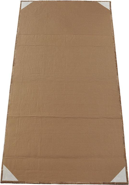kuhfell teppich grau braun 200 x 100 cm kuhfelle online. Black Bedroom Furniture Sets. Home Design Ideas