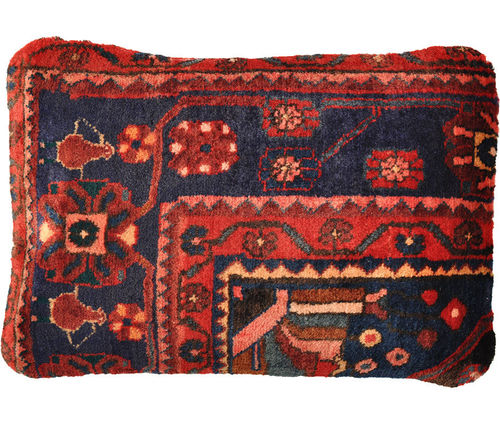 gabbeh carpet cushion 40 x 60 cm