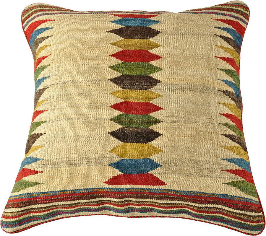 Kilim Cushion Pillow Floor Cushion 70x70 Cm Filling Nomad