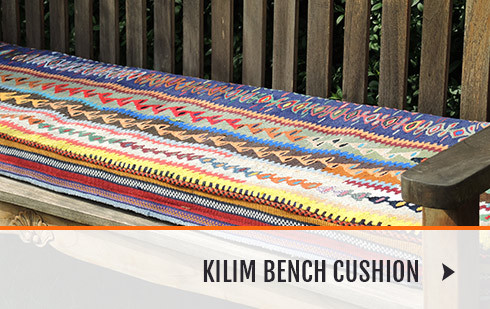 kilim-bench-cushion